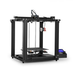 CREALITY 3D Ender-5 Pro Printer Enclosed Structure Magnetic Build Plate Power off Resume Printing