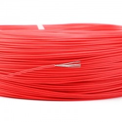 1007 Wire 10 Meters 24AWG 1.4mm PVC Electronic Cable Insulated LED Wire For DIY