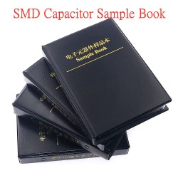 0402 0603 0805 1206 SMD SMT Chip Capacitor Sample Book Assorted Kit