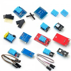 DHT11 temperature and humidity module WiFi node mini digital temperature and humidity sensor module electronic building blocks