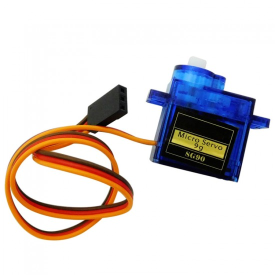 SG90 9G Mini mini 9 g steering gear is suitable for RC 250 450 helicopter airplane car remote control robot