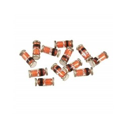 100pcs 1N4148 LL4148 Small Signal Fast Switching Diodes Axial 200mA 100V IN4148 1N IN 4148 100 Volt